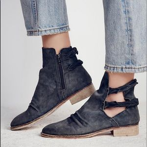 Free people boots 9.5